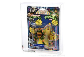 Playmates Teenage Mutant Ninja Turtles 1991 Movie Star Filmster