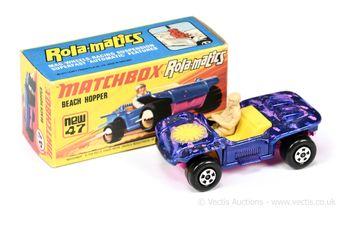 Matchbox Superfast 47b Beach Hopper