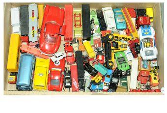 Corgi, Hot Wheels, Bburago, Matchbox, Dinky and similar