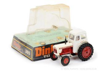 Dinky 305 David Brown Tractor - RARE VARIATION