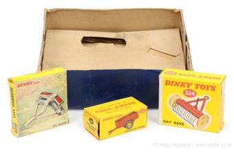 Dinky empty boxes
