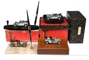 Matchbox Models of Yesteryear Lesney Giftware Series group