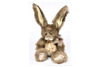 Charlie Bears Hawthorn rabbit, CB124980, 2012, LE 900