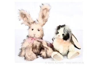 Charlie Bears Briar Rose rabbit, CB647010O