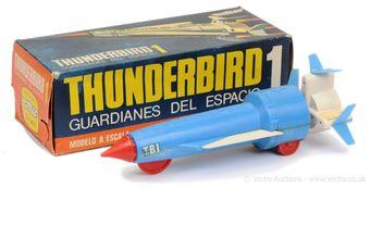 "Malto (Spain) - ""Thunderbirds"" - Thunderbird 1"