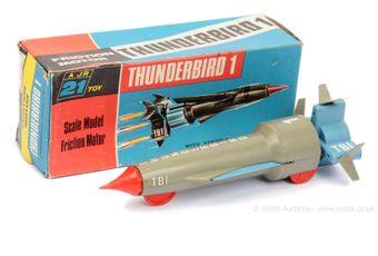 """J Rosenthal Toys Ltd (JR 21 Toy) """"Thunderbirds"""""""