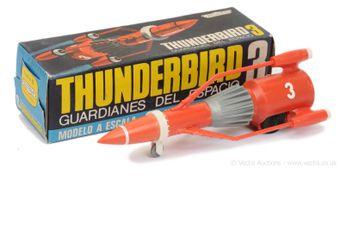 "Malto (Spain) - ""Thunderbirds"" - Thunderbird 3"