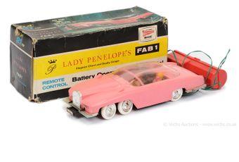 """J Rosenthal Toys Ltd (JR 21 Toy) - """"Thunderbirds"""""""