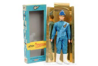"Fairylite ""Thunderbirds"" Figure -"