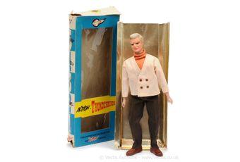 "Fairylite ""Thunderbirds"" Figure - ""Jeff Tracy"""