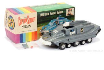 """JR 21 Toy """"Captain Scarlet"""" Spectrum Pursuit Vehicle"""
