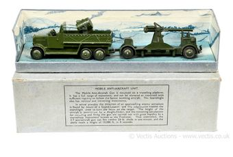Dinky pre-war 161 Mobile Anti-Aircraft Unit Set