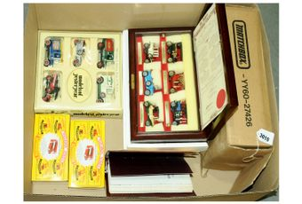 Matchbox a small interesting group of collectable sets comprising