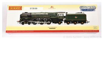 Hornby (China) R3244 TTS 4-6-2 BR green 8P Class No.71000