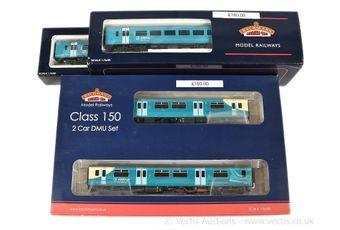 Bachmann OO Gauge Arriva Trains Wales light blue livery 2-car