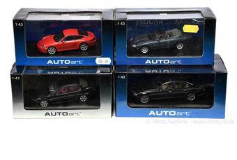 Autoart 1/434rd scale group (1) 56156 Maybach 57S 2005