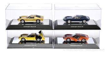 Autoart Signature 1/43rd scale Lamborghini Miura SV group