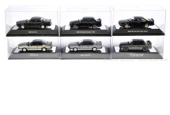 Autoart Signature Series 1/43rd scale BMW group