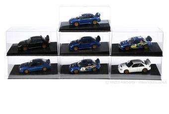 Autoart 1/43rd scale Subaru group to include Subaru Impreza WRC