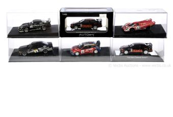 Autoart 1/43rd scale group to include Ford Sierra Cosworth Group