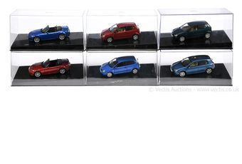 Autoart 1/43rd scale group to include Mazda MX5 tuned by Mazda
