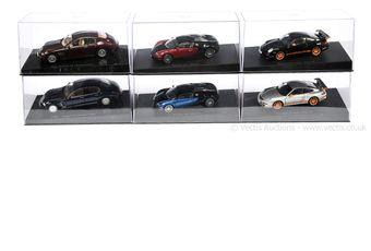 Autoart 1/43rd scale group to include Bugatti 16.4 Veyron